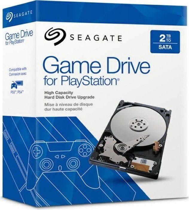 Pevný disk k PS4