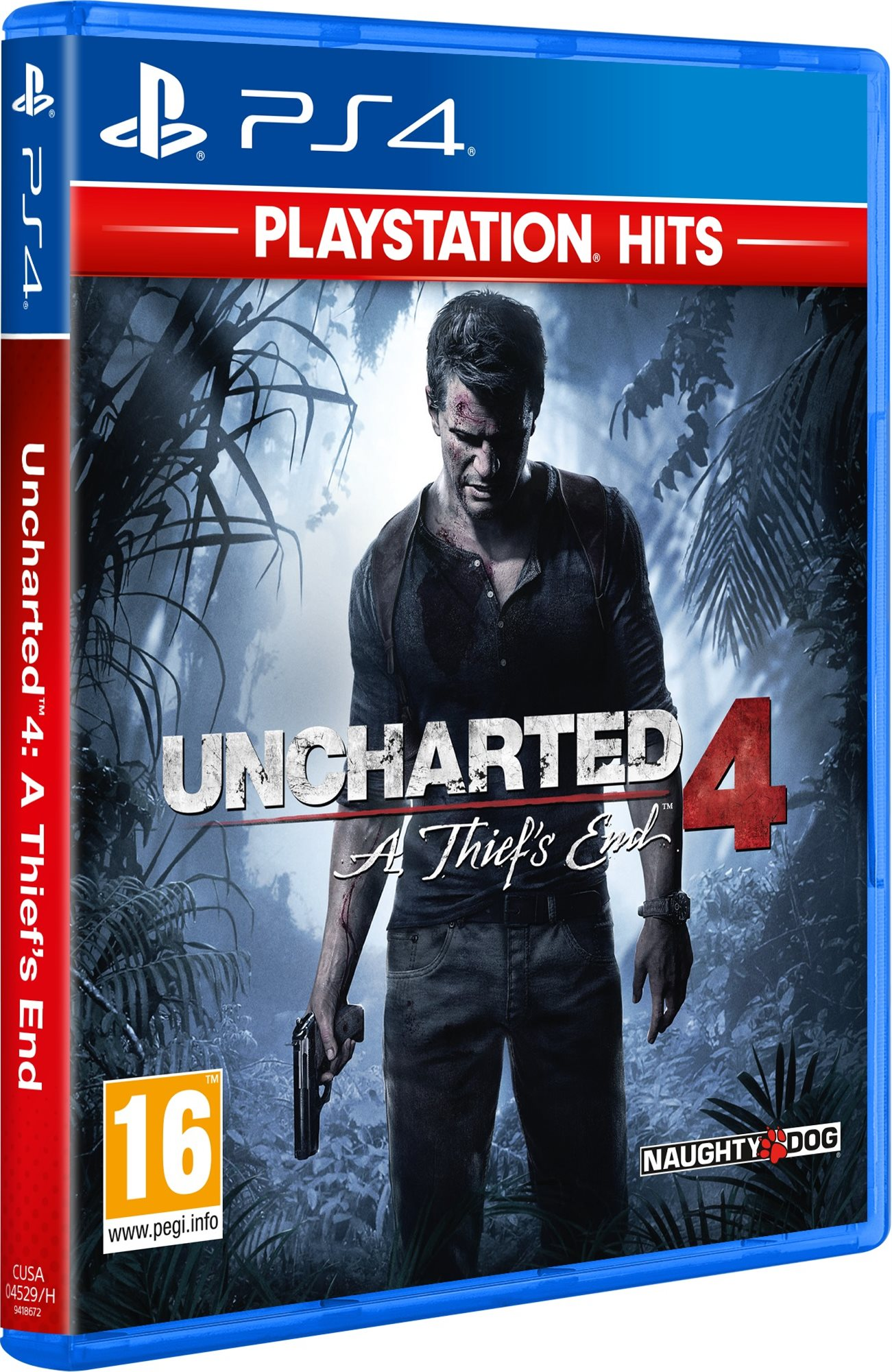 Uncharted 4: A Thief´s End