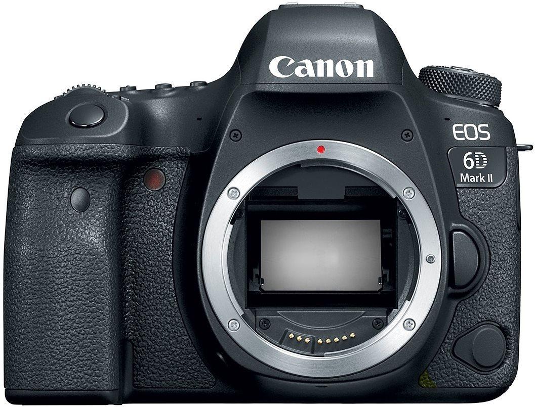 Canon EOS 6D Mark II fotoaparát