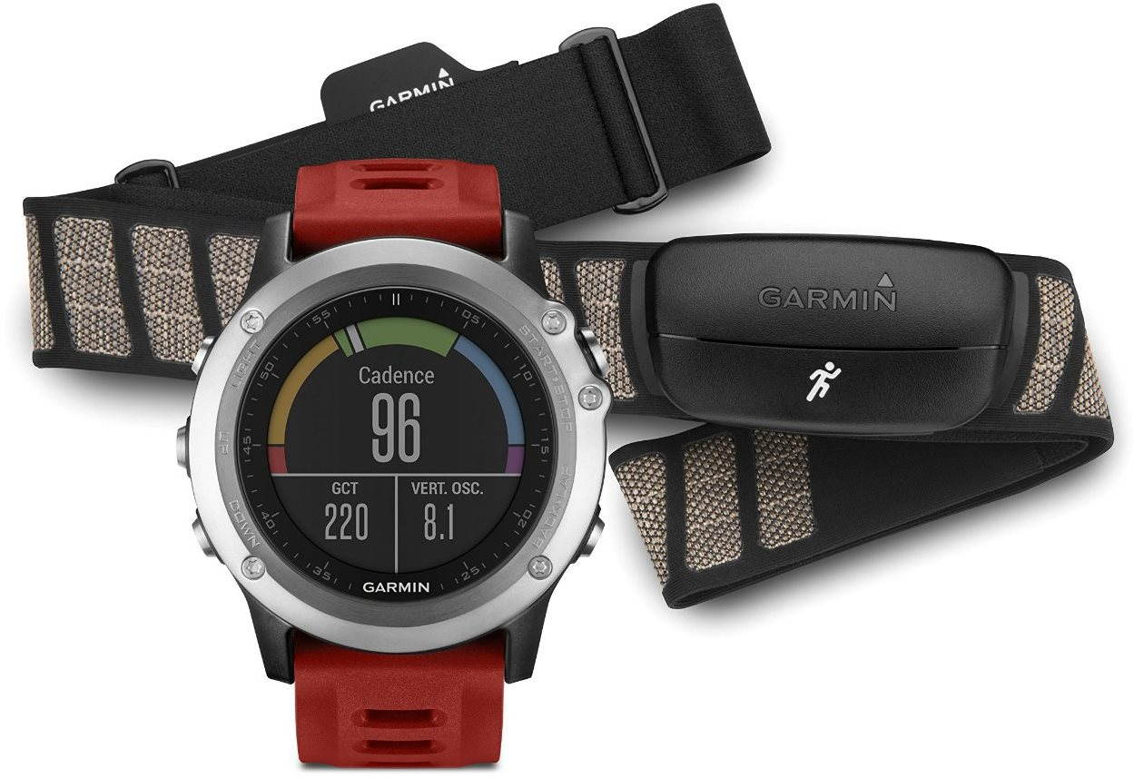 Sportovní chytré hodinky