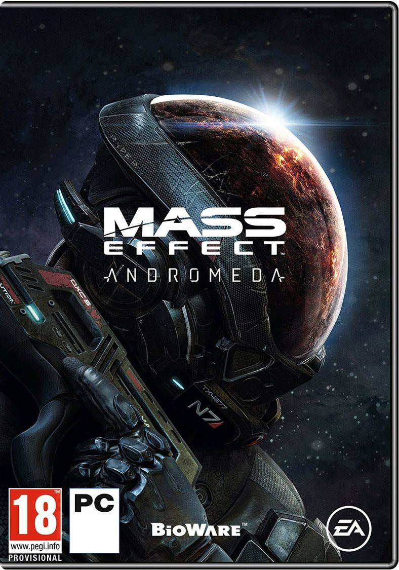 Mass Effect Andromeda pro PC